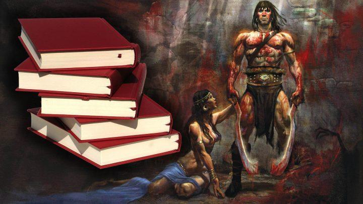 Огромный список книг о Конане